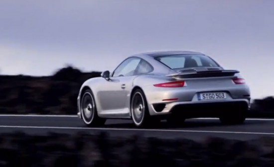 991 Porsche 911 Turbo S Revealed [video]