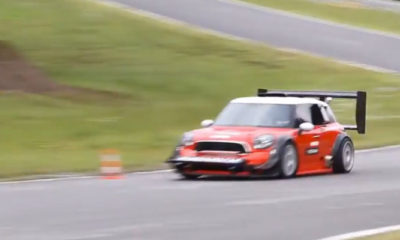 Mad 671 kW Pikes Peak Mini [video]