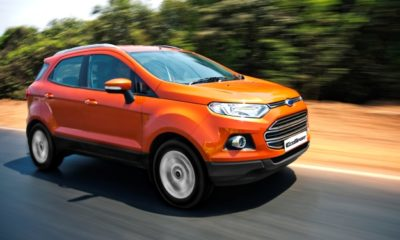 Ford's EcoSport will rub shoulders with the likes of the Suzuki Jimny and Nissan Juke