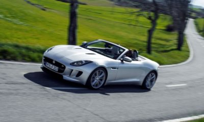 Jaguar's F-Type S remains true to the firm's performance car ethos