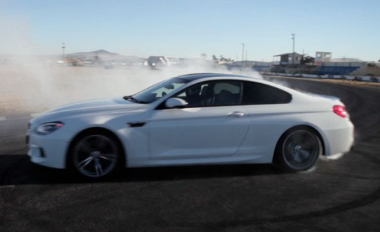 BMW M6 Akrapovič – track test by CAR's Deon Joubert