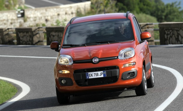 Fiat Panda arrives in South Africa