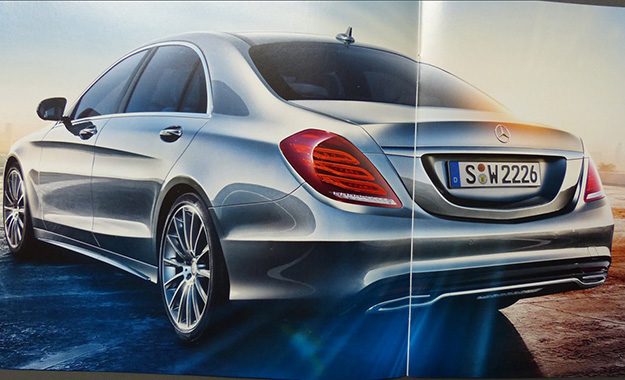 More S-Class details emerge [with video]