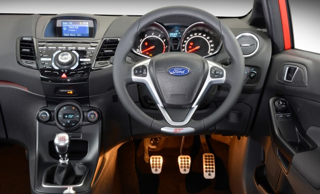 Ford Fiesta ST Races Into SA