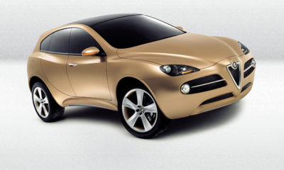 Alfa Romeo has been toying with the idea of an SUV since 2003 when it revealed the Kamal concept at the Geneva Motor Show