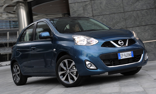 The Nissan Micra has been given a substantial facelift for the 2013 model year