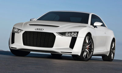 Reports have emerged suggesting that the production Audi Quattro is headed for Frankfurt