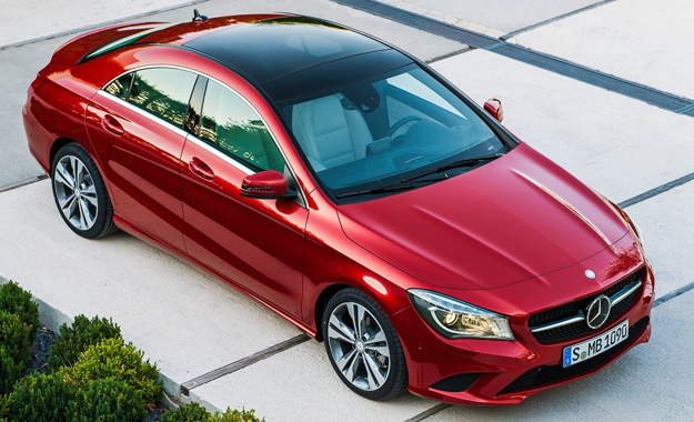 Mercedes-Benz CLA pricing announced