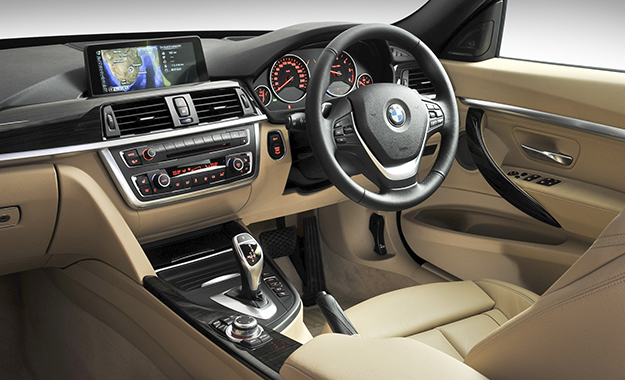 Bmw 3 Series Gt Now In South Africa