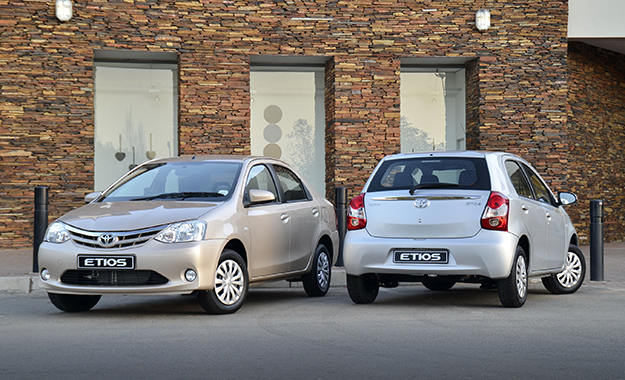 Toyota Etios gets some aesthetic upgrades for 2013