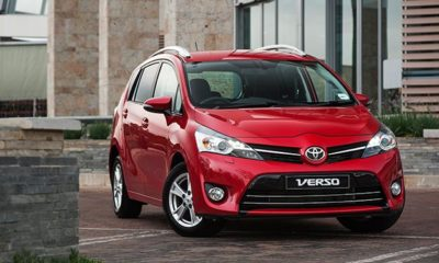 Toyota Verso 1,8 TX front view