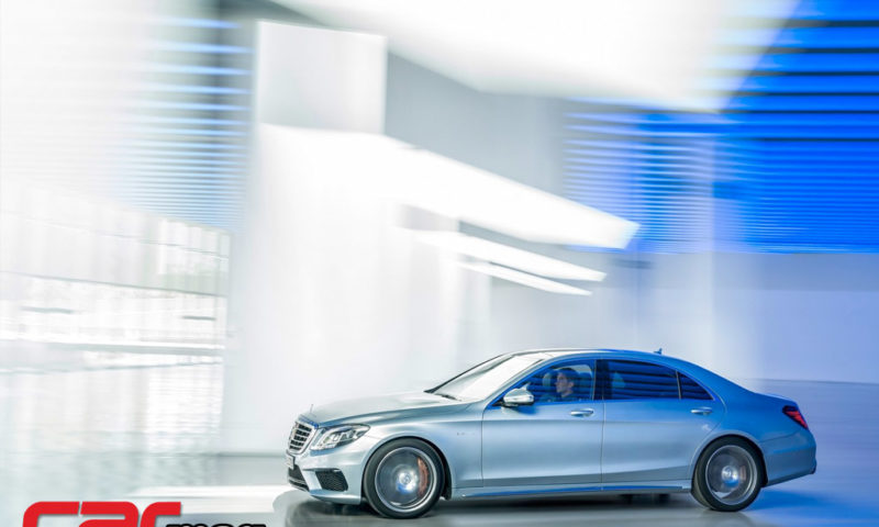 Mercedes-Benz S63 AMG Wallpaper
