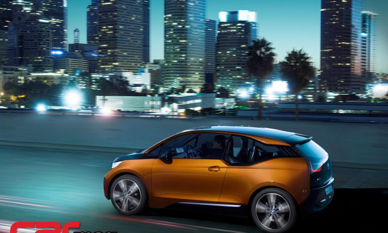 BMW i3 Coupe Concept Wallpaper