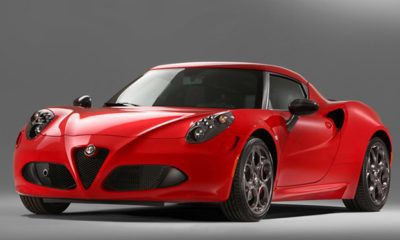 A total of 15 Limited Edition 4C models will be allocated to our market