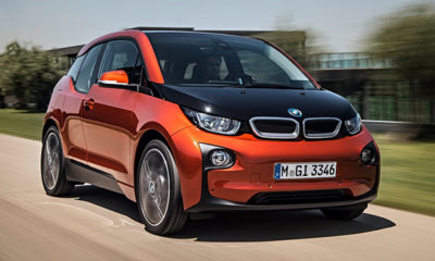 the production-spec BMW i3 has been officially unveiled