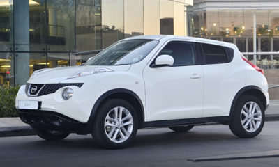 Nissan SA has added a diesel Juke to its model line-up
