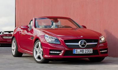 Mercedes has added a new model and trim line to its local SLK range