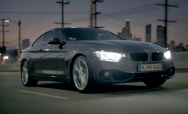BMW reveals more of the 4 Series