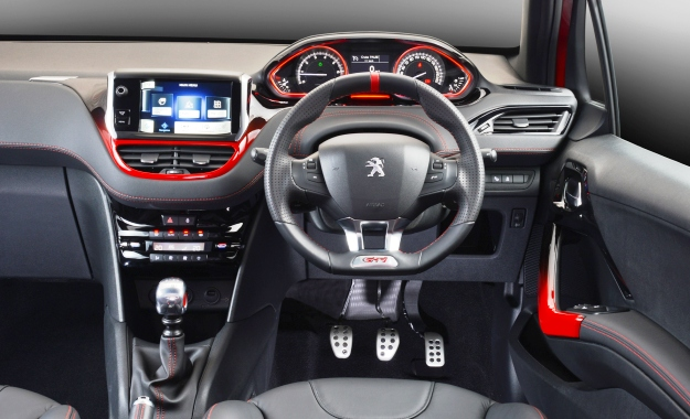 Peugeot 208 Gti Driving Impression
