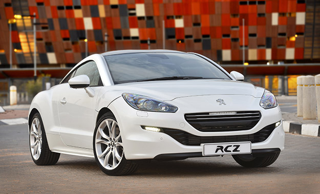 The changes to the latest RCZ are primarily cosmetic
