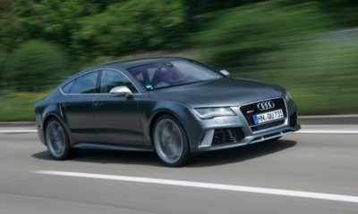 With the RS7, Audi aims to hit the sweet spot between comfort and crushing performance