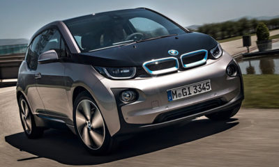 See what life is like with the BMW i3