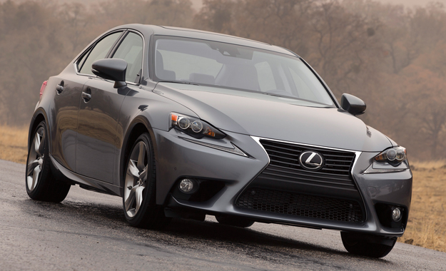 Lexus IS pricing