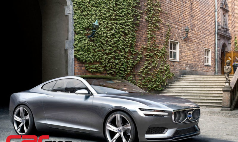 Volvo Coupé Concept Wallpaper
