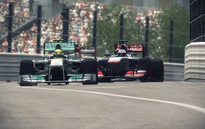 F1 2013 Game Trailer Released [video]