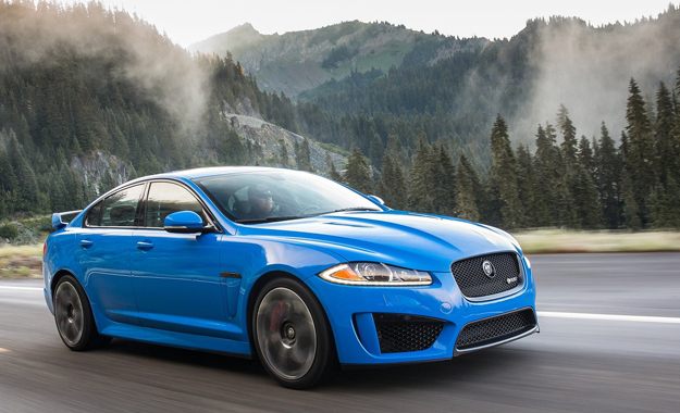 Jaguar Xf Rs Driving Impression Carmag
