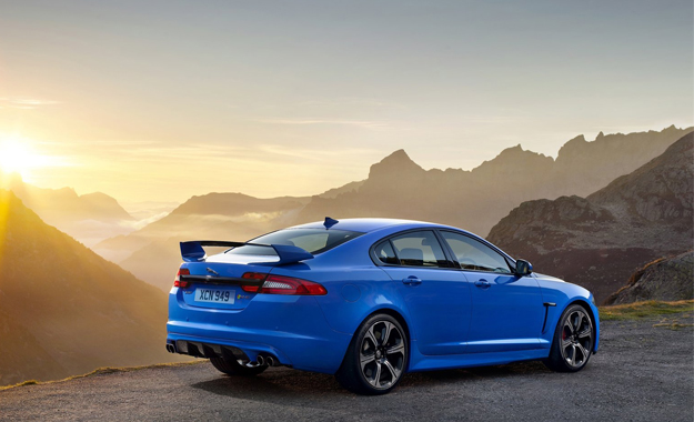 Jaguar XF-RS Driving Impression - CarMag.co.za
