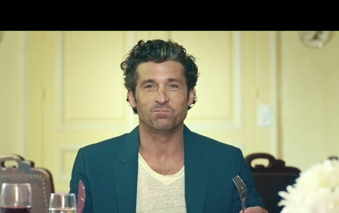 Cool Car Ad: Patrick Dempsey Practices For Le Mans [video]