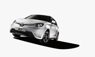 MG3 front image