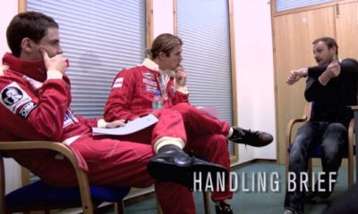 Rush featurette: How to drive an F1 car [video]