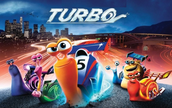 Turbo [movie trailer]