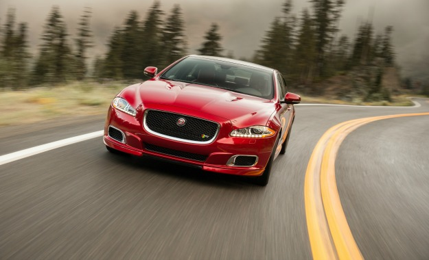 XJR on the road