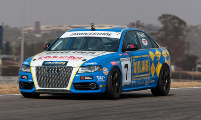 Bridgestone Production Cars, Zwartkops August 31