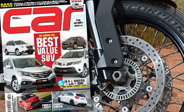 CAR magazine on radio