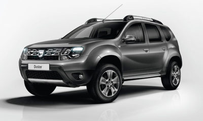 Daca has revealed its facelifted duster ahead of its Frankfurt Motor Show debut
