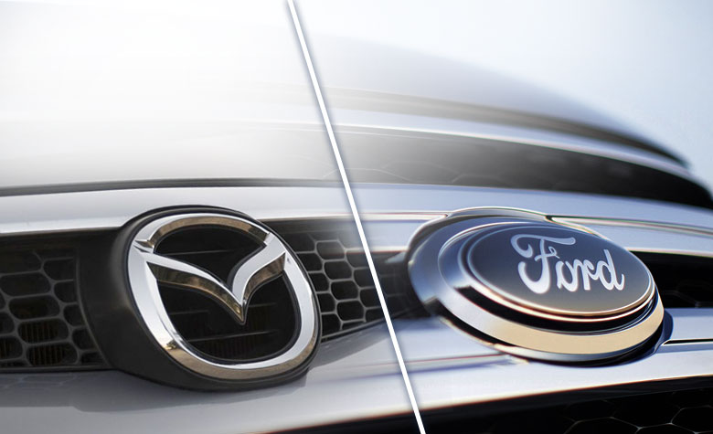 Ford and Mazda will separate their local operations as of late 2014