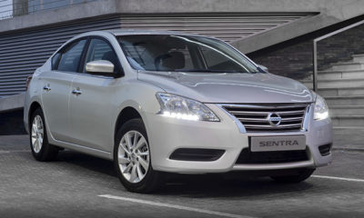 The new Nissan Sentra has arrived on the SA market