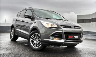 Ford Kuga 1,6 Ecoboost Trend front view