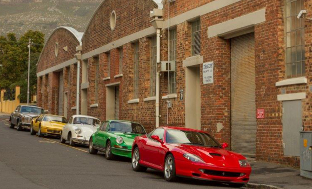 New exotic showroom for Cape Town