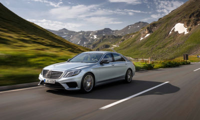 Mercedes-Benz S63 AMG front