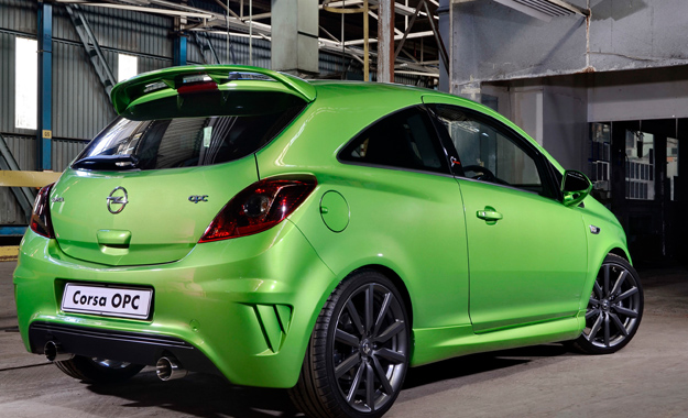 Opel Corsa OPC Nürburgring arrives in SA