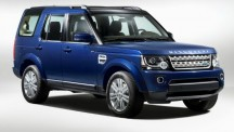 Land Rover Discovery facelift front right