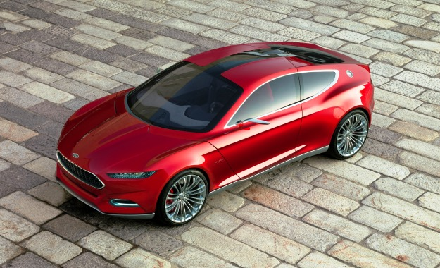Ford Evo Concept front