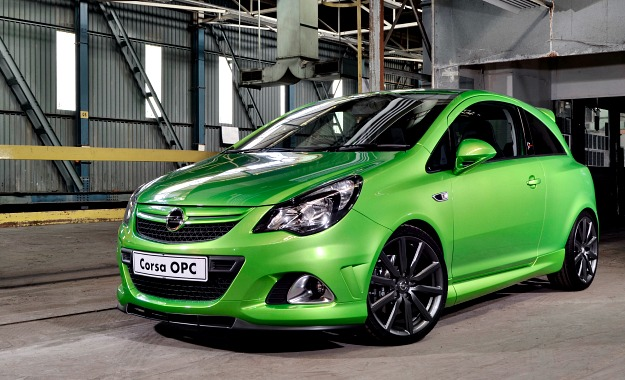 opel corsa opc nurburgring edition. Black Bedroom Furniture Sets. Home Design Ideas