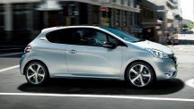 Peugeot 208 Access 1.0 VTI profile