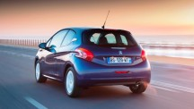 Peugeot 208 Access 1.0 VTi rear